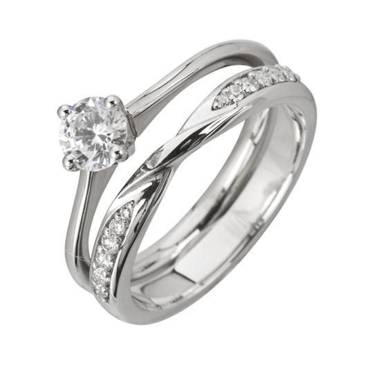 wedding ring add set Primo Jewellery
